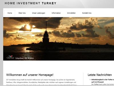 Home Investment Turkey Projesi